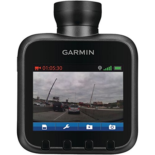 Garmin Dash Cam 20 Standalone Driving Recorder With GPS, 32 GB Micro SD Card