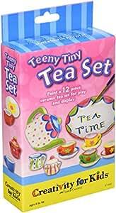 Creativity Kits - Teeny Tiny Tea Set