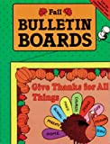 Seasonal Bulletin Boards, Carolyn P. Jensen, 0937282332