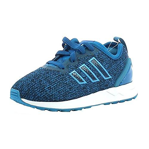 Adidas - Adidas Zx Flux Adv El I Scarpe Sportive Bambino Blu - Azul, 20