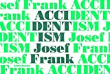 img - for Accidentism - Josef Frank book / textbook / text book