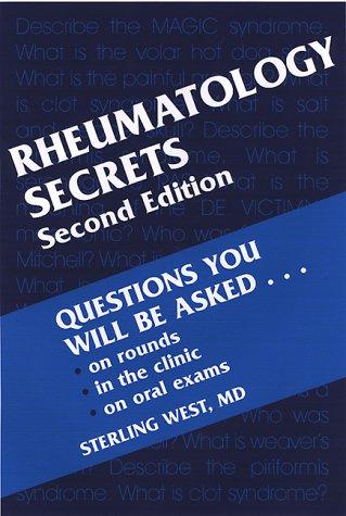Rheumatology Secrets, 2e
