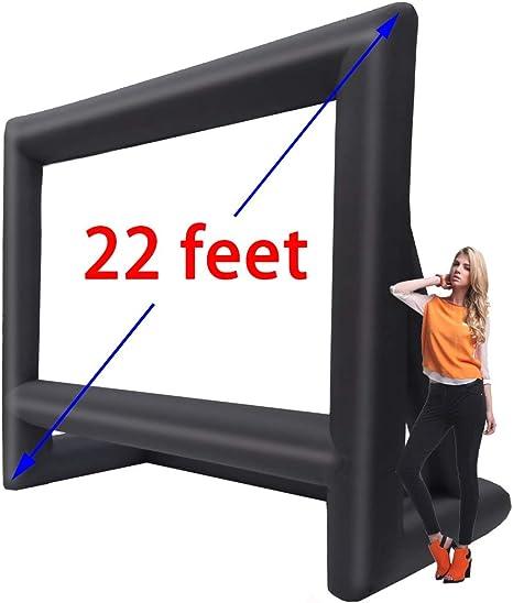 Amazon.com: 16/17/18/19/20/21 pies inflable al aire libre ...