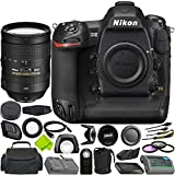 Nikon D5 DSLR Camera (Body Only, Dual XQD Slots) + Nikon AF-S NIKKOR 28-300mm f/3.5-5.6G ED VR Lens Bundle