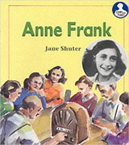 Book Lives and Times Anne Frank (Lives And Times)
