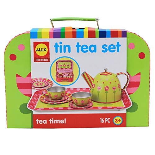 Alex Pretend Tea Time