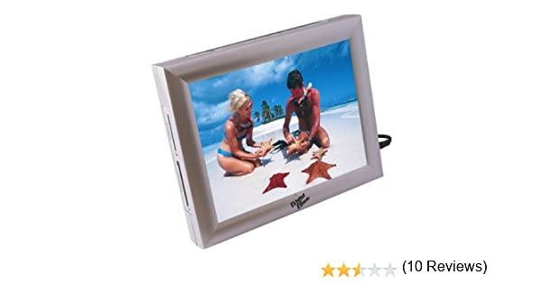 amazoncom digital frames inc 10 digital picture frame camera photo