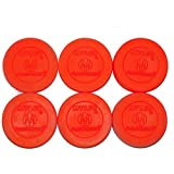 MYLEC INC Hockey Puck Orange 2514011 ( 111 )