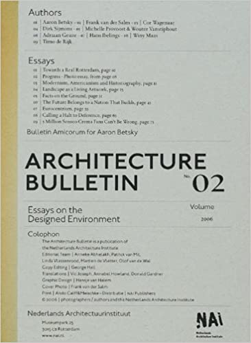 Architecture (Bulletin)