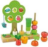 Vilac - 2469 - J'apprends À Compter Les Légumes