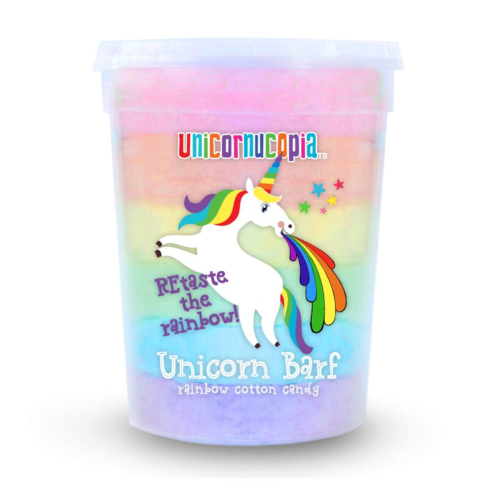 Unicorn Cotton Candy