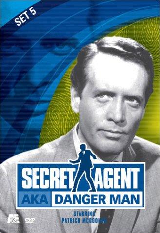 Secret Agent AKA Danger Man, Set 5 by A&E Home Video
