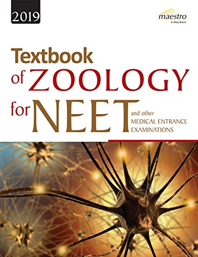 Wiley's Textbook Of Zoology For Neet And Other Medical Entrance Examinations, 2019Ed