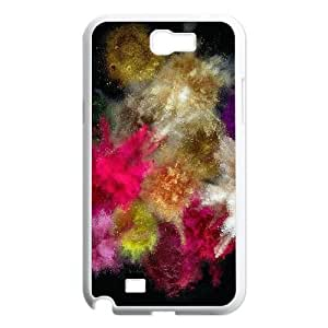 Samsung Galaxy Note 2 N7100 Phone Cases White Watercolor FAL964742