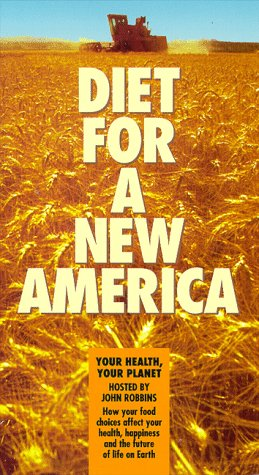 Price comparison product image Diet For a New America: Your Health, Your Planet [VHS]
