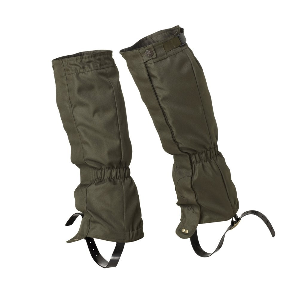 Seeland Crieff WP Gaiters - Pine Green - One Size (Shooting/Hunting) by Seeland
