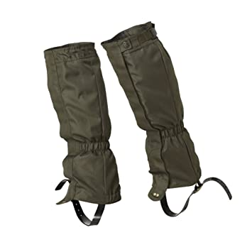Seeland Crieff WP Gaiters - Pine Green - One Size (Shooting/Hunting ...