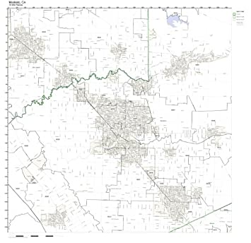 Amazon.com: Modesto, CA ZIP Code Map Laminated: Home & Kitchen on map paso robles ca, map riverside ca, map lemoore ca, map silicon valley ca, map of modesto and surrounding cities, map fresno ca, map inland empire ca, map bakersfield ca, map of downtown modesto, map san diego ca, map ventura ca, map victorville ca, map la habra ca, map vallejo ca, map modesto calif, map pleasanton ca, map pasadena ca, map chino ca, map sacramento ca, map rialto ca,