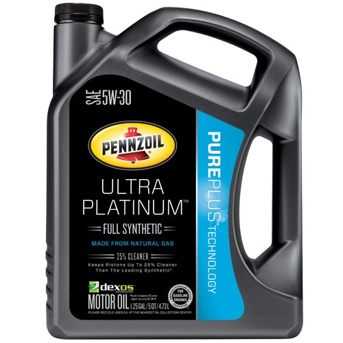pennzoil-550038320-ultra-platinum-5w-30-full-synthetic-motor-oil-5-quart-jug