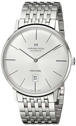 HAMILTON watch INTRA-MATIC 42mm H38755151 Men's [regular imported goods]