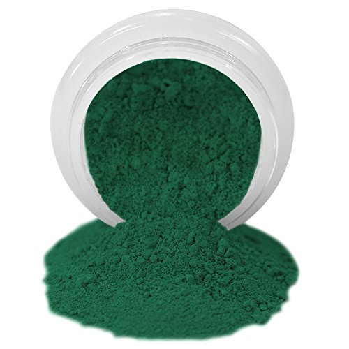 UPC 080119103199, ColorPops by First Impressions Molds Matte Green 20 Edible Powder Food Color For Cake Decorating, Baking, and Gumpaste Flowers 10 gr/vol single jar