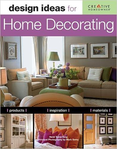 Book Design Ideas for Home Decorating
