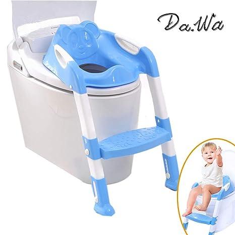 aeac0423127 Da. Wa Siège pot pour bébé avec échelle enfants siège de toilette wc ...
