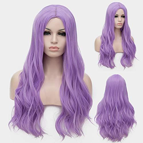 Similar Cosplay Long Wavy Full Synthetic Wigs Fluffy