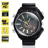 Best Spy Watches - 1080P HD Spy Camera Watch - Wearable Secret Review