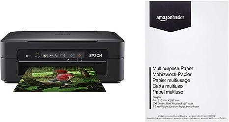Epson XP255 Impresora de inyección de Tinta 3IN1 C11CH17403 A4 ...