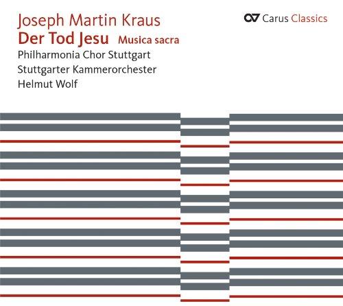 kraus-der-tod-jesu-musica-sacra-carus-classics-series