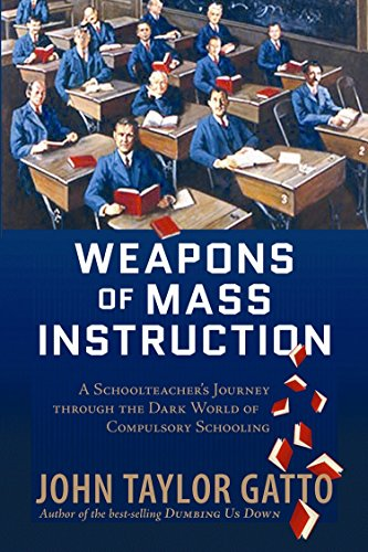 Where to find weapons of mass instruction?