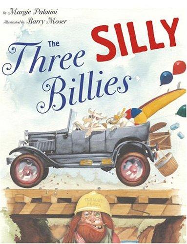 Read Online The Three Silly Billies pdf