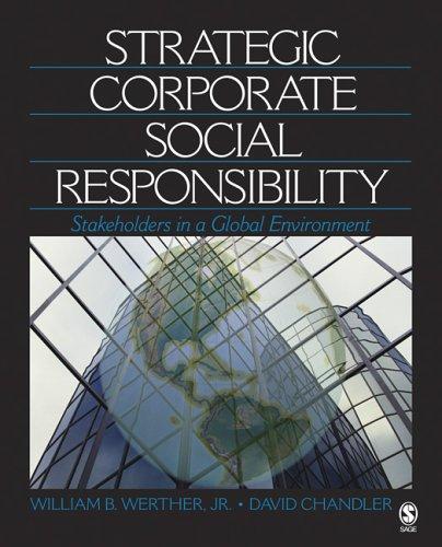 Strategic Corporate Social Responsibility: Stakeholders...