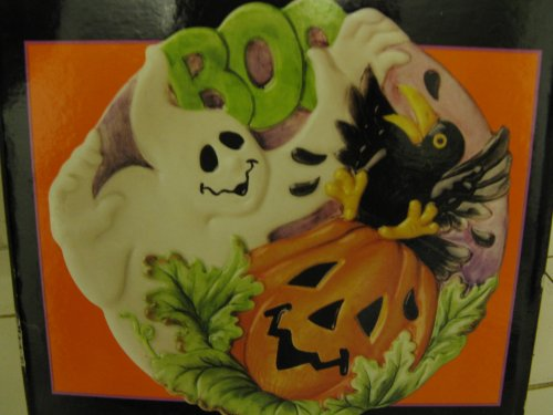 Fitz and Floyd Halloween Serving Plate -