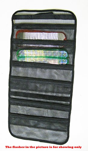 KUFA Sports Vented Flashers Organize Bag with 6 Separated Storage by KUFA Sports (Image #1)
