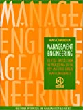 Management Engineering, Larson, Jean Ann, 0970428731