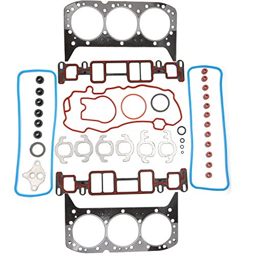 SCITOO Head Gasket Set Replacement for Chevrolet Blazer Express C1500 GMC Sierra Savana P3500 K1500 Jimmy Isuzu Hombre Oldsmobile Bravada 4.3L OHV 1996-2006 Engine Head Gaskets Kit ()