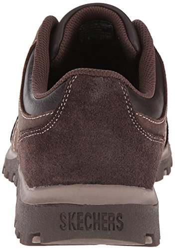 Skechers Womens Grand Jams Cardinal Sneaker Chocolate