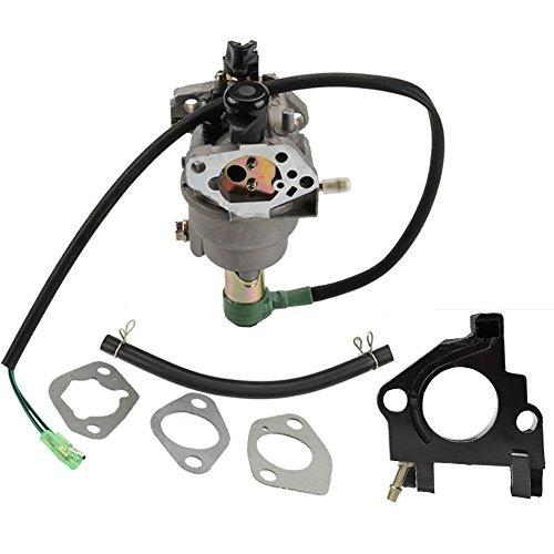 Anzac Carburetor Carb For Wen Power Pro 56875 56877 56900 8750E 9000E R420III 420CC Generator by Anzac