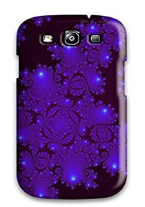 Top Quality Protection Fractal Case Cover For Galaxy S3