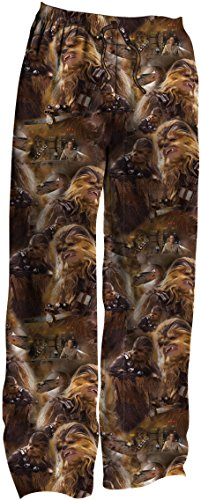 Chewie Faces Adult Pants
