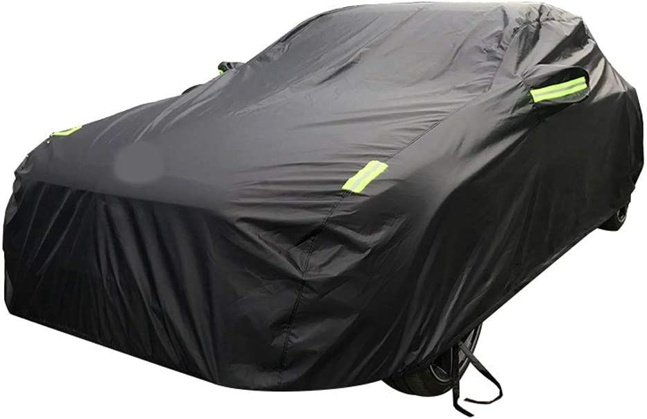 Couverture de voiture Compatible avec Land Rover Discovery Sport Couverture de voiture Couverture de voiture Couverture imperm/éable /à la neige Tous temps Pluie et neige Cr/ème Anti-corrosion Antirouill