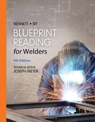 By A.E. Bennett Blueprint Reading for Welders (9th Edition)