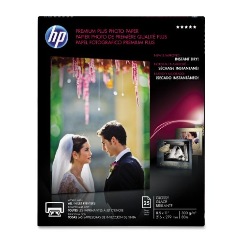 Premium Glossy Inkjet Photo Paper - 7