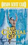 Front cover for the book The Crystal City by Orson Scott Card