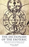 img - for The Dictionary of the Esoteric book / textbook / text book