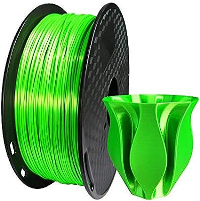 Filamento Kehuashina PLA de 1,75 mm de diámetro para impresora 3D ...