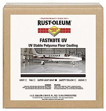 Amazon.com: RUST-OLEUM 278494 fastkote UV estable poliurea ...