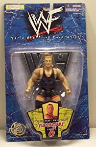 "WWF Superstars Series 6 - ""Black Hart"" Owen Hart"